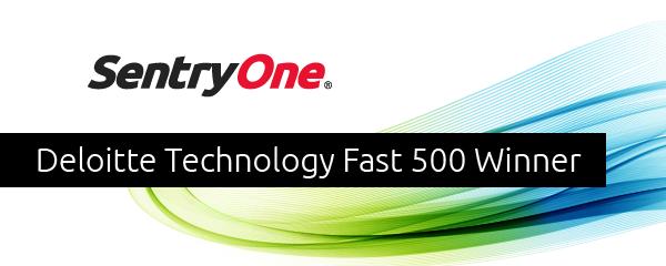 SentryOne Ranked On Deloitte Technology 500
