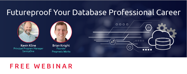 Future Proof Your Database Professional Career